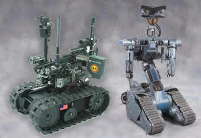 Johnny 5 Comparison